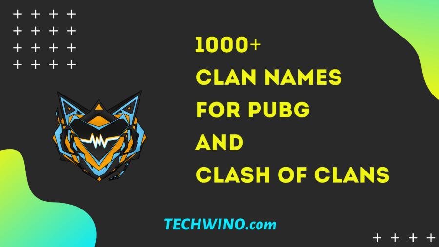 PUBG & Clash of Clans