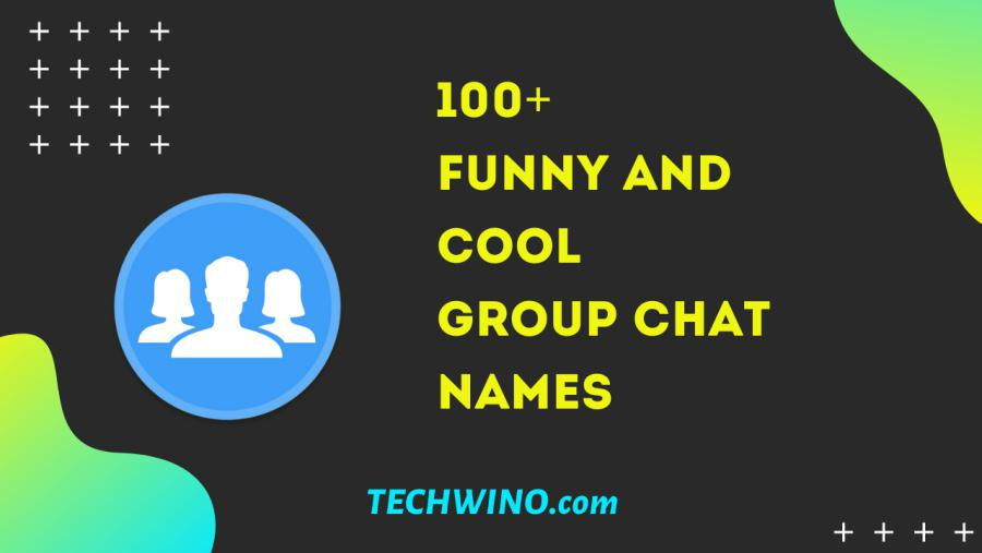 130+ Funny Group Chat Names for your Gang