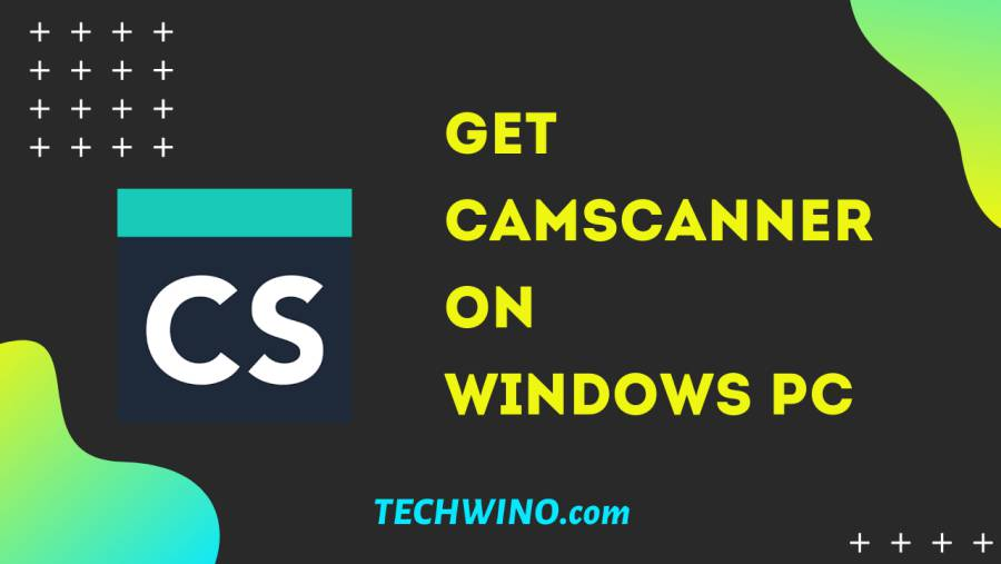 download CamScanner for PC free